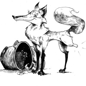 The Three Legged Fox
