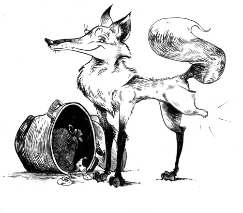 The Three Legged Fox