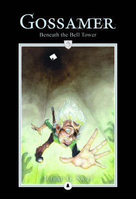 'Gossamer, Beneath the Bell Tower' Cover