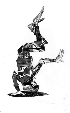 dancer_BW