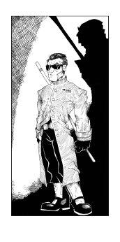Agent Monk