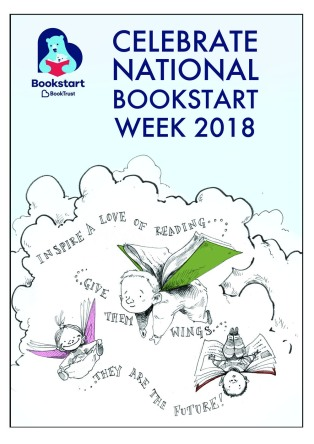 National Bookstart Week 2018