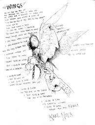 Wings by Karl Nova